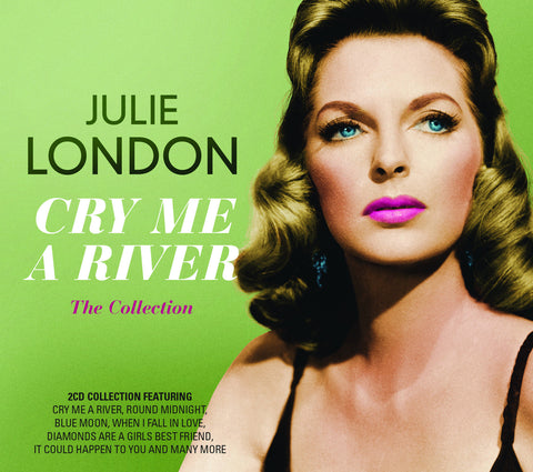 Julie London: Cry Me a River - The Collection 2-CD Set