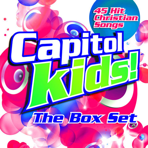 Capitol Kids!:The Box Set 3-CD Set