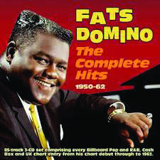 Fats Domino: Complete Hits 1950-1962 3-CD Set