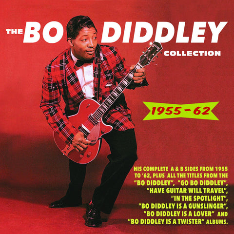 Bo Diddley: Collection 1955-1962 3-CD Set