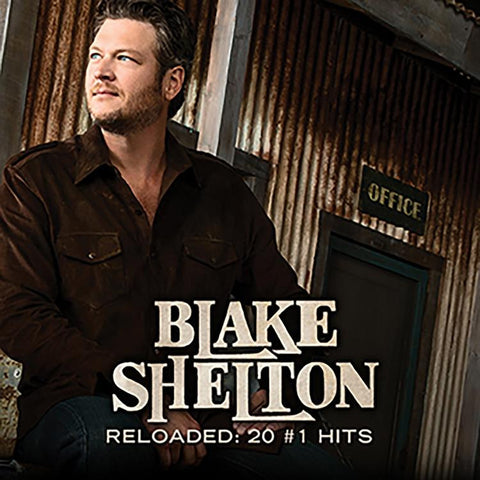 Blake Shelton: Reloaded - 20 1's