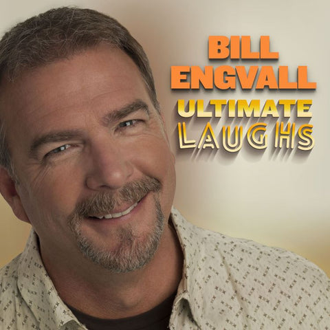 Bill Engvall: Ultimate Laughs 2-CD Set
