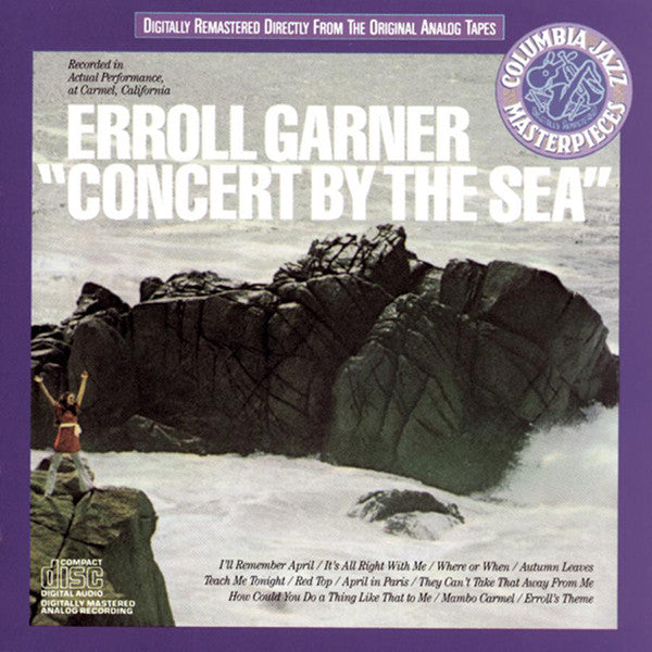 Errol Garner: Concert by the Sea