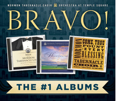 Mormon Tabernacle Choir: Bravo 4 CD Set