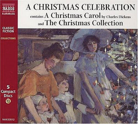A Christmas Celebration 5-CD Set