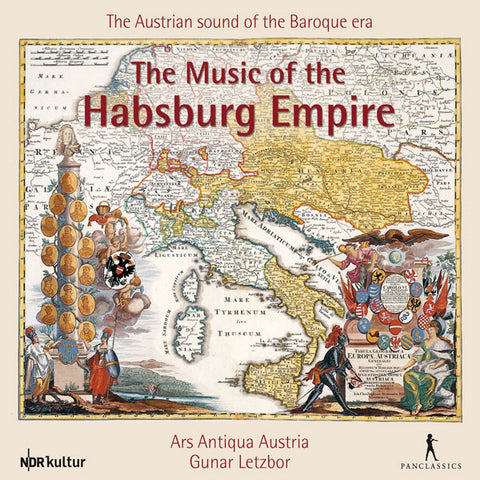 Music of the Hapsburg Empire 10-CD Set