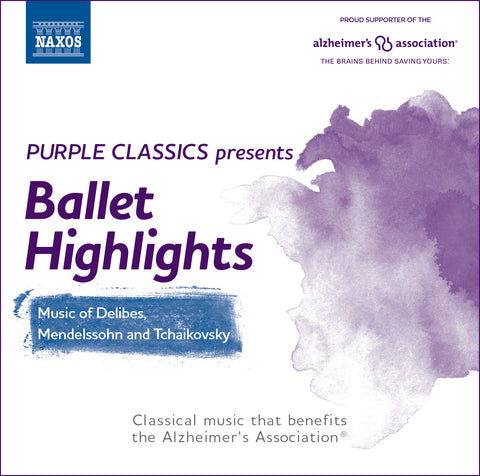 Purple Classics: Ballet Highlights 2-CD Set