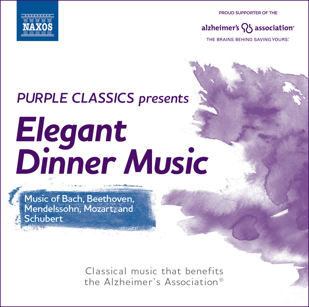 Purple Classics: Elegant Dinner Music 2-CD Set