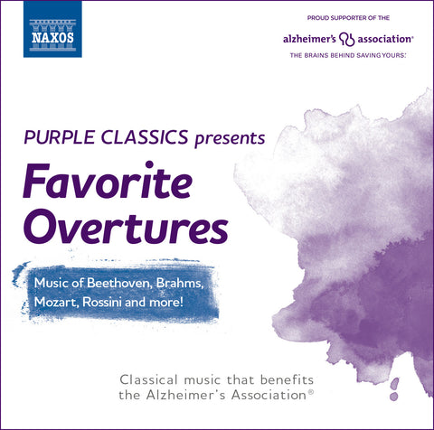 Purple Classics: Favorite Overtures 2-CD Set