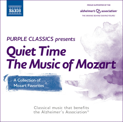Purple Classics: Quiet Time - Music of Mozart 2-CD Set