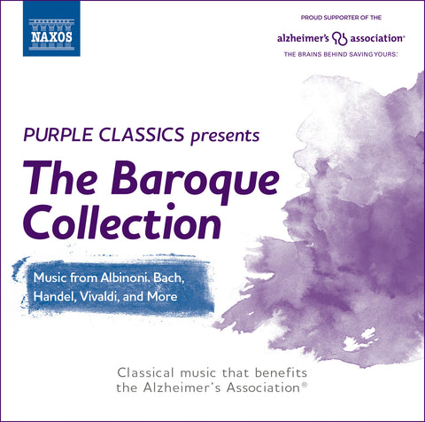 Purple Classics: The Baroque Collection 2-CD Set