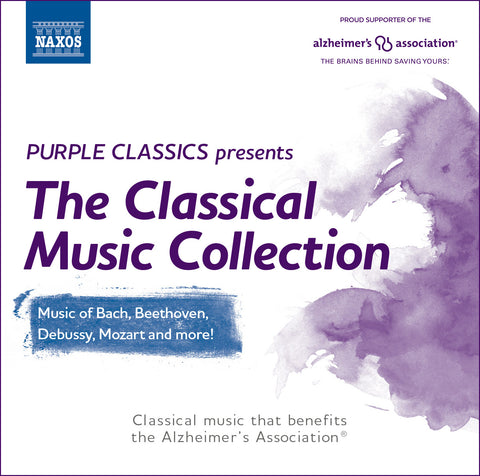 Purple Classics: Classical Music Collection 2-CD Set