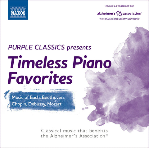 Purple Classics: Timeless Piano Favorites 2-CD Set