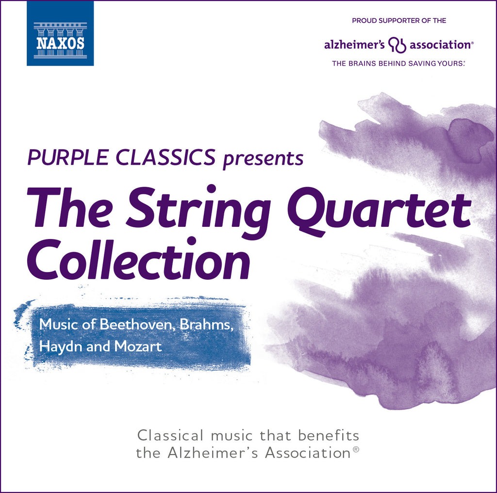 Purple Classics: String Quartet Collection 2-CD Set