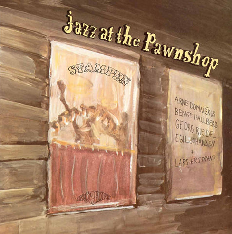 Jazz at the Pawnshop 2-LP Set