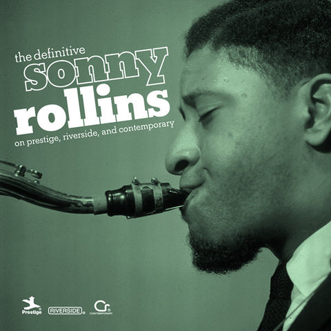 Sonny Rollins: The Definitive Sonny Rollins 2-CD Set