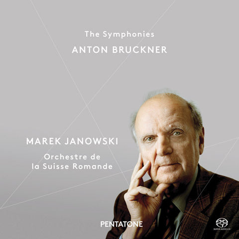 Bruckner: The Symphonies 10-CD Box Set