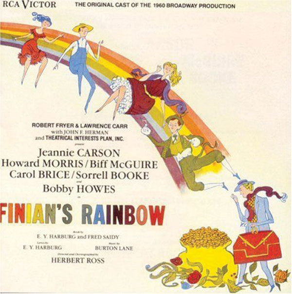 """Finian's Rainbow"" 1960 Broadway Cast Recording"