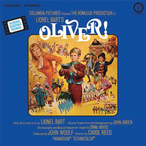 Oliver! 1968 Film Original Soundtrack