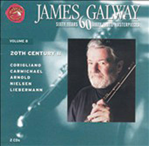 Galway: 60 Flute Masterpieces 2-CD Set