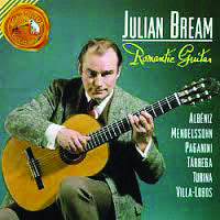 Julian Bream: Romantic Guitar