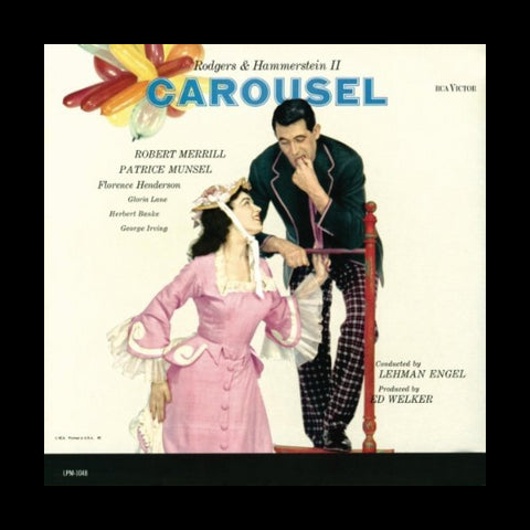 """Carousel"" 1955 Studio Cast Recording"""