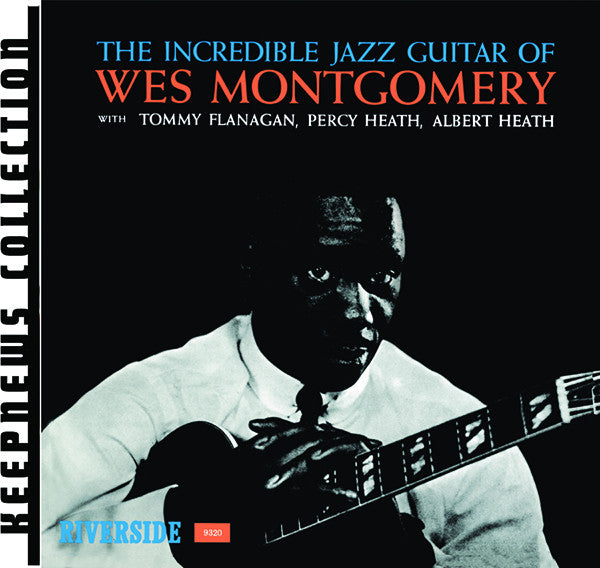 Wes Montgomery: Incredible Jazz Guitar