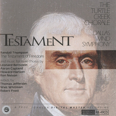 Turtle Creek Chorale: Testament