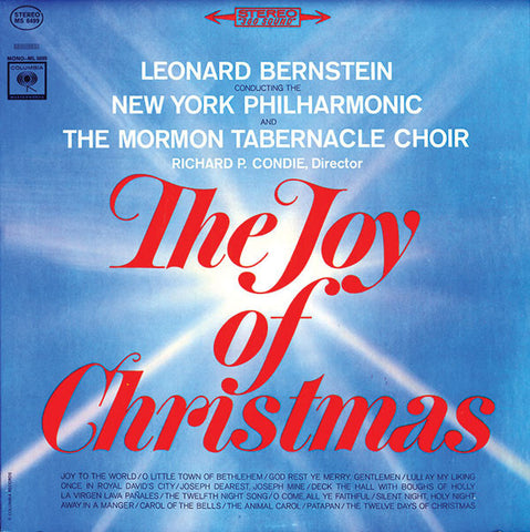 Bernstein: The Joy of Christmas