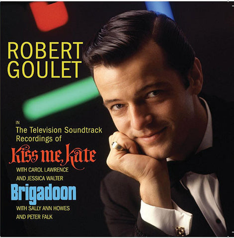 """Brigadoon & Kiss Me Kate"" 1966 TV Cast Recording"