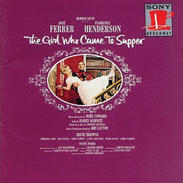 """The Girl Who Came To Supper"" 1963 Original Broadway Cast"