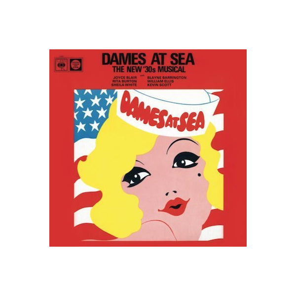 """Dames At Sea"" 1969 London Cast Recording"