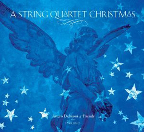 A String Quartet Christmas 3-CD Set