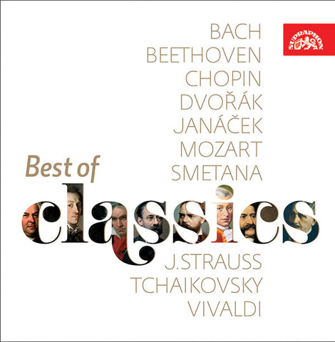 Best of Classics 10-CD Set