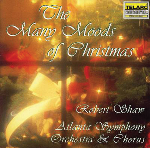 Robert Shaw: Many Moods of Christmas