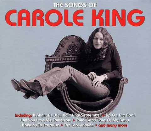 Carole King: The Songs of Carole King 3-CD Set