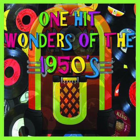 One Hit Wonders of the 1950's 2-CD Set