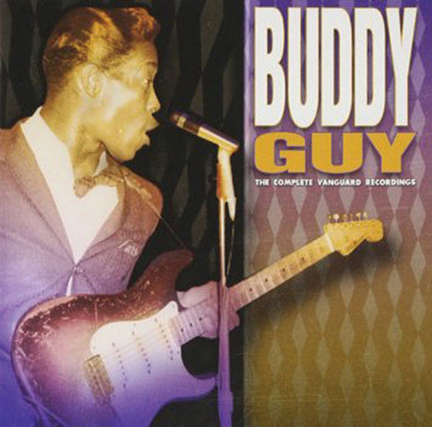 Buddy Guy: The Complete Vanguard Recordings 3-CD Set
