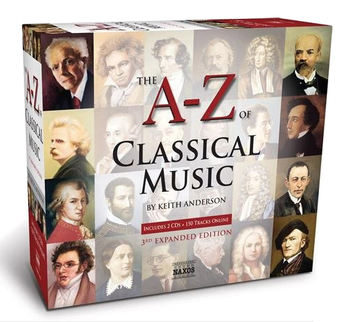 A-Z of Classical Music - 2 CD Set with Book