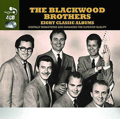 Blackwood Brothers: Eight Classic Albums 4-CD Set
