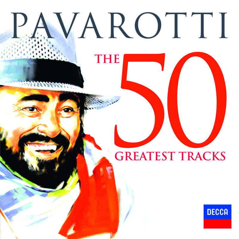 Pavarotti: The 50 Greatest Tracks 2-CD Set