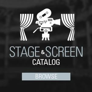Stage and Screen Catalog