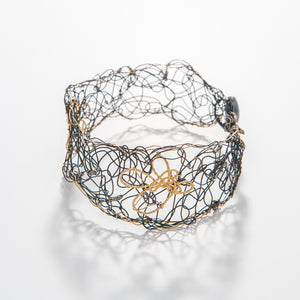 Textured Knot Bangle