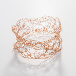 Thick Spun Bangle
