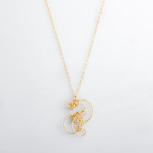 Figure-Eight Knot Pendant