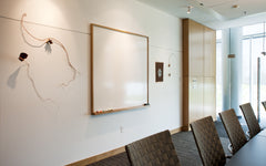 Vine Sculptures Installed at Meditech in Fall River, MA