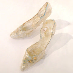 Translucent Shoes