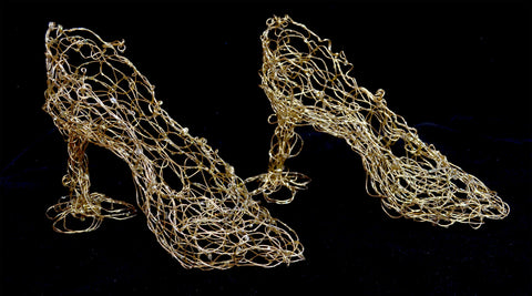 Pampinus (Tendril) Shoes
