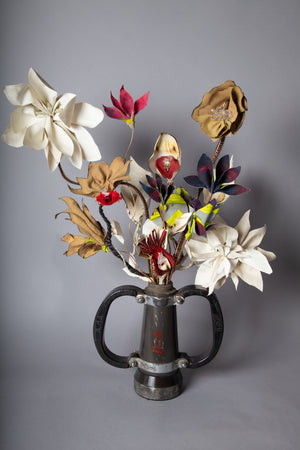 Flores Ignis (Fire Flowers) Sculpture