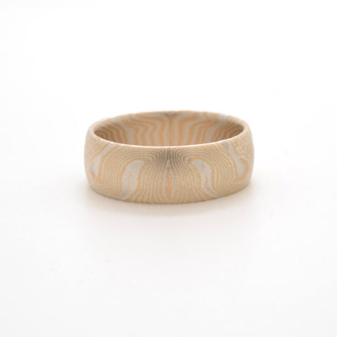 Mokume Echo Ring in Spark
